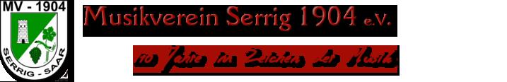 Musikverein 1904 Serrig e.V.